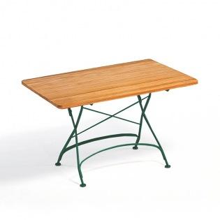 Classic Gartentisch 120 x 80 cm