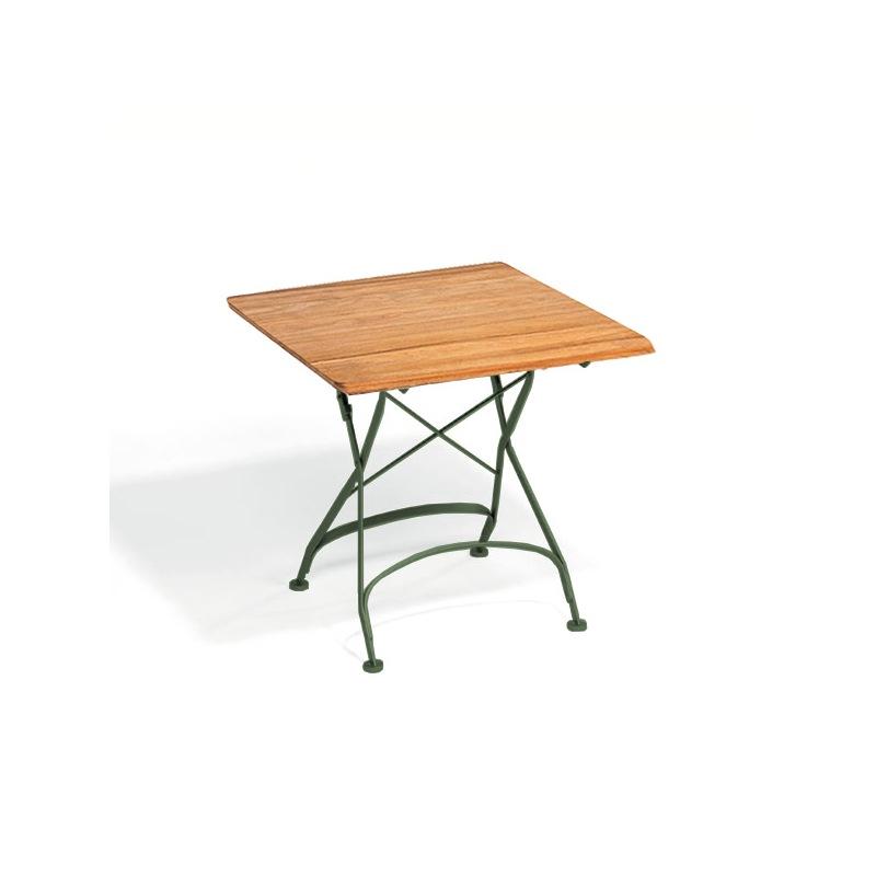 Classic Gartentisch 80 X 80 Cm