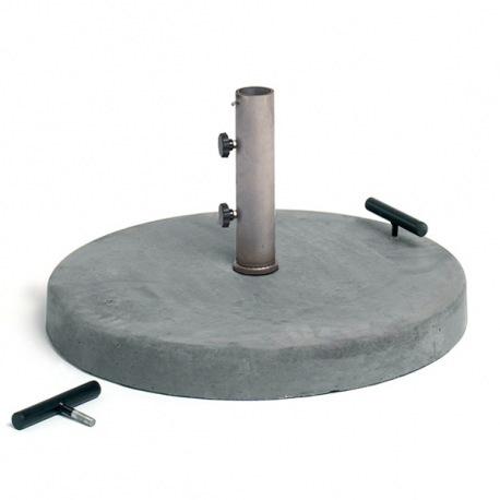 sonnenschirmständer beton